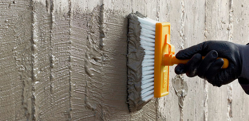 Полимерная мастика для гидроизоляции стен