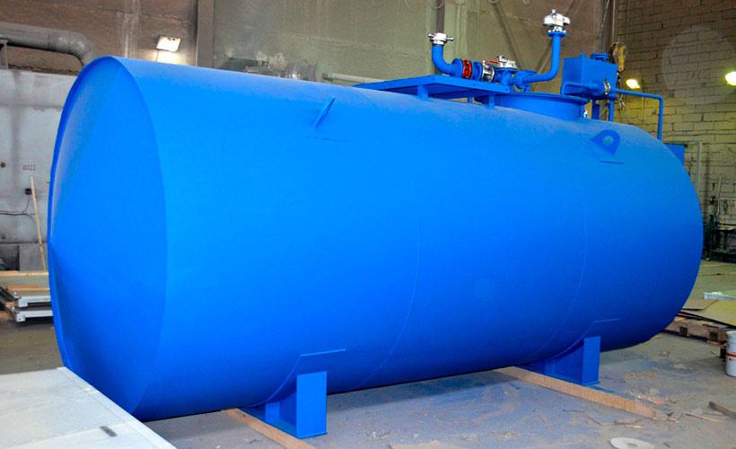Гидроизоляция резервуаров для воды